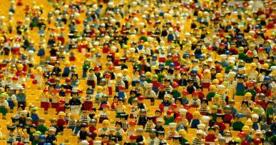Census Lego