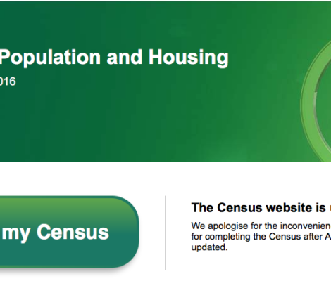 Census Unavailable