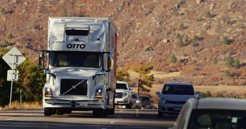 Driverless Truck - qz.com